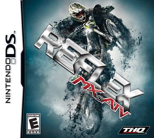 MX vs. ATV Reflex - Nintendo DS