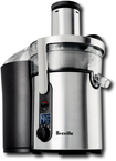 Breville - Ikon 5-Speed Smart Juicer - Stainless-Steel