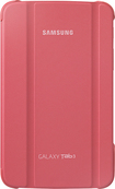 Samsung - Book Cover for Samsung Galaxy Tab 3 7.0 - Berry Pink