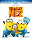 Despicable Me 2 [3 Discs] [includes Digital Copy] [ultraviolet] [3d] [blu-ray/dvd] 9600157