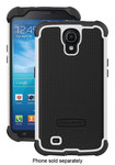 Ballistic - SG Case for Samsung Galaxy Mega 6.3 Cell Phones - Black/White