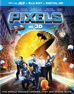 Pixels [3d] [blu-ray] [2 Discs] 9600597