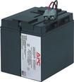 APC - Replacement Battery Cartridge #7 - Black