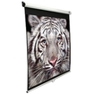 "Elite Screens - Manual Series 120"" Pull-Down Projector Screen"