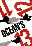 Ocean's Eleven/ocean's Twelve/ocean's Thirteen [3 Discs] (dvd) 9605329