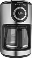 KitchenAid - 12-Cup Coffeemaker - Onyx Black