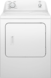 Roper - 6.5 Cu. Ft. 7-Cycle Electric Dryer - White