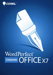WordPerfect Office X7 Standard Edition (Upgrade) - Windows