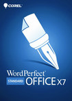 WordPerfect Office X7 Standard Edition - Windows