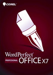 WordPerfect Office X7 Professional Edition - Windows
