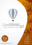 CorelDRAW Home & Student Suite X7 (3-User) - Windows