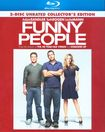 Funny People [rated/unrated Versions] [special Edition] [2 Discs] [blu-ray] 9616925