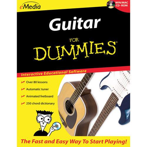 Guitar for Dummies Deluxe - Mac|Windows