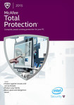 McAfee Total Protection 2015 (3-User) - Windows