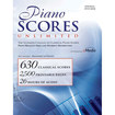 Piano Scores Unlimited - Mac/Windows