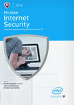 McAfee Internet Security 2015 (3-User) - Windows