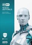 ESET NOD32 Antivirus 2015 (1-User) (1-Year Subscription) - Windows