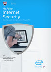 McAfee Internet Security 2015 (1-User) - Windows