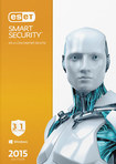 ESET Smart Security 2015 Edition (3-User) (1-Year Subscription) - Windows