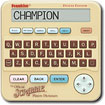 Franklin - The Official SCRABBLE Players Electronic Dictionary 4th Edition - Beige
