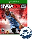 NBA 2K15 - PRE-OWNED - Xbox One