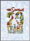 Simpsons: Season 20 [4 Discs] (DVD) (Enhanced Widescreen for 16x9 TV) (Eng/Spa/Por/Fre)