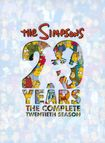 The Simpsons: The Complete Twentieth Season [4 Discs] (dvd) 9633368