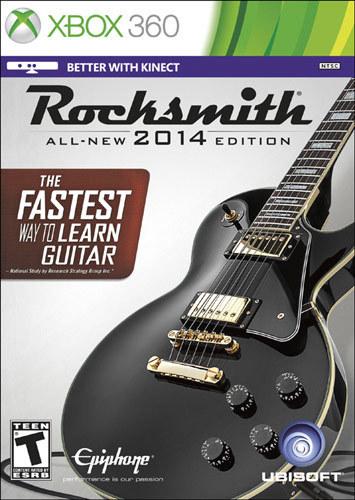 Rocksmith 2014 Edition - Xbox 360