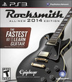 Rocksmith 2014 Edition - PlayStation 3