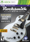 Cheap Video Games Stores Rocksmith 2014 Edition (no Real Tone Cable Included) - Xbox 360