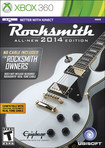 Rocksmith 2014 Edition (No Real Tone Cable Included) - Xbox 360