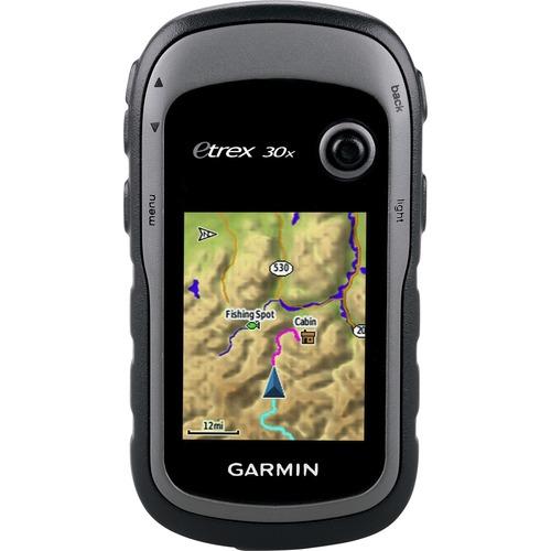 Garmin - eTrex 30x 2.2 GPS - Gray
