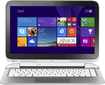 "HP - Geek Squad Certified Refurbished 2-in-1 13.3"" Touch-Screen Laptop - Intel Core i3 - 4GB Memory - Snow White/Ash Silver"