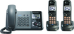 Panasonic - DECT 6.0 Expandable Phone System with Digital Answering System