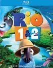 Rio 1 & 2 [2 Discs] [blu-ray] 9641149