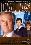 Dallas: The Complete Twelfth Season [3 Discs] (dvd) 9641278