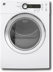GE - 4.0 Cu. Ft. 20-Cycle Electric Dryer - White