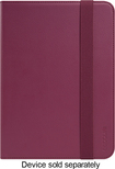 "Incase - Book Jacket Folio Case for Samsung Galaxy Tab 3 10.1"" - Dark Cranberry"