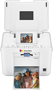 Epson - PictureMate Charm Compact Photo Printer - White
