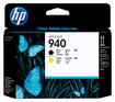 HP - 940 Printhead - Black/Yellow