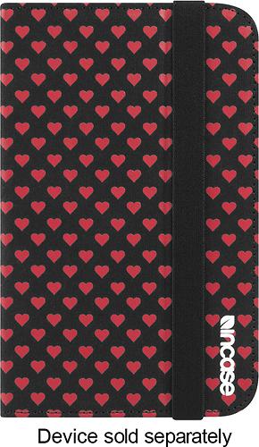 "Incase - Canvas Maki Jacket for Samsung Galaxy Tab 3 7"" - Black/Red"