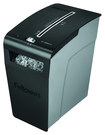 Fellowes - Powershred Cross-Cut Shredder - Black/Gray