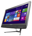 "Lenovo - 21.5"" Touch-Screen All-In-One - Intel Pentium - 4GB Memory - 1TB Hard Drive"
