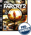 Far Cry 2 — PRE-OWNED - PlayStation 3