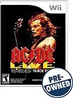 Ac/dc Live: Rock Band Track Pack - Pre-owned - Nintendo Wii 9659161