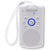Jensen - Bluetooth Shower Speaker - White