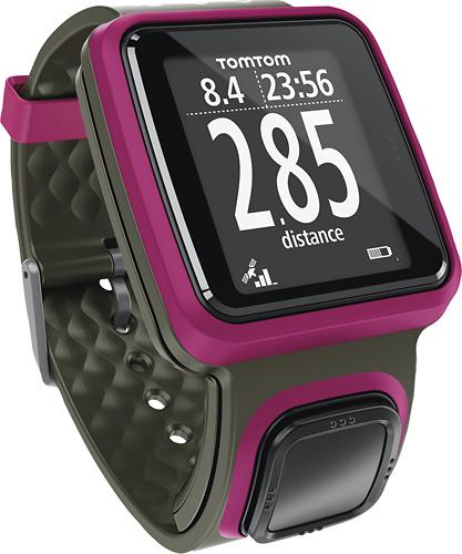 TomTom - Runner GPS Watch - Pink