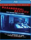 Paranormal Activity [2 Discs] [includes Digital Copy] [blu-ray] 9669104
