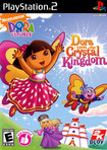Dora the Explorer: Dora Saves the Crystal Kingdom - PlayStation 2