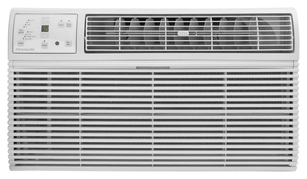 Frigidaire - Home Comfort 10,000 BTU Through-the-Wall Air Conditioner and 10,600 BTU Heater - White
